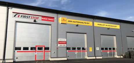 First Stop JMN Autohuolto Oy shop image
