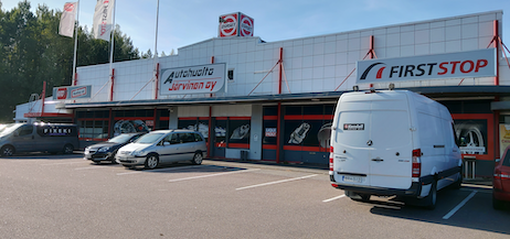 First Stop First Stop Hollola / Autohuolto Järvinen Oy shop image