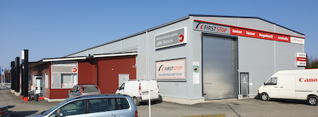 First Stop First Stop Tornio / JMK-Service Oy shop image