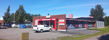 First Stop First Stop Raahe / Rannikon Tarvike Oy shop image