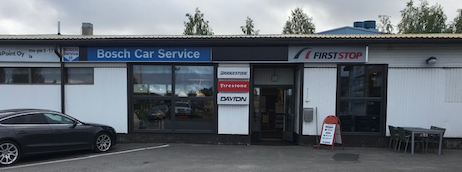 First Stop First Stop Rovaniemi / Rengaspoint Oy shop image