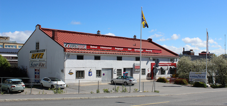 First Stop First Stop Vaasa / Oy Rengashuolto Lytz Ringservice Ab shop image