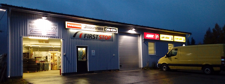 First Stop First Stop Ylitornio / Auto- ja Konehuolto Naasko Ky shop image